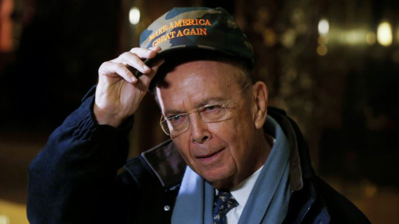 Trump's Commerce Pick Wilbur Ross No Stranger to Protectionism