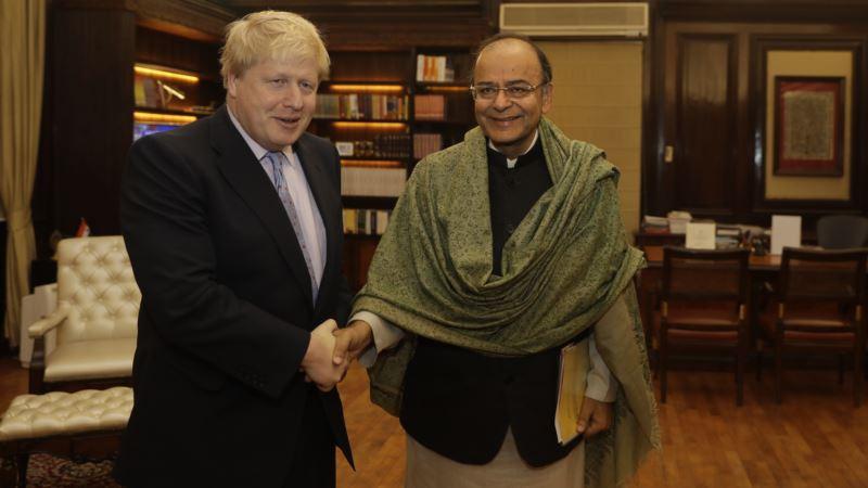 Boris Johnson Says Britain Wants Free Trade Deal with India