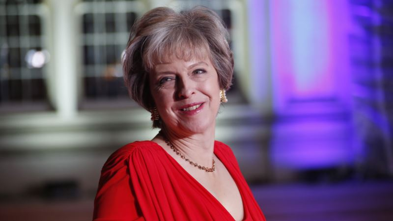 UK Leader Theresa May to Appear in US Vogue Magazine