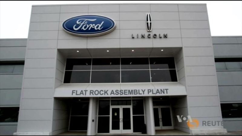 Ford to Expand Car Production in Michigan, Scraps Plan for Mexico Plant