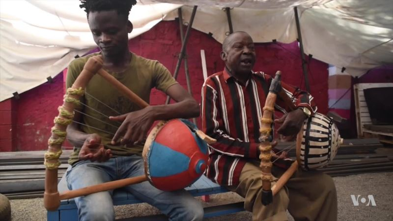Old and Young Team Up to Revive Nyatiti Music in Kenya