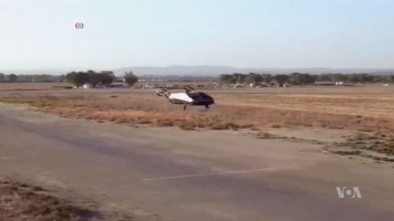 Vertical Take-off Drone Goes Where No Helicopter Dares