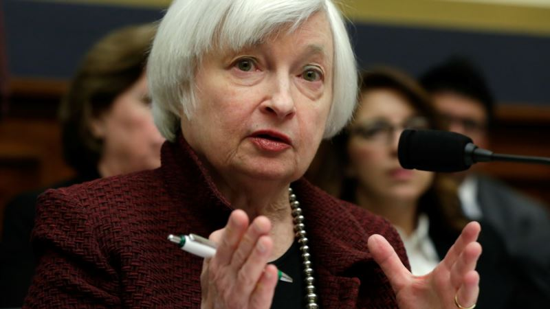 US Lawmakers Grill Yellen on Interest Rates, Regulatory Policy