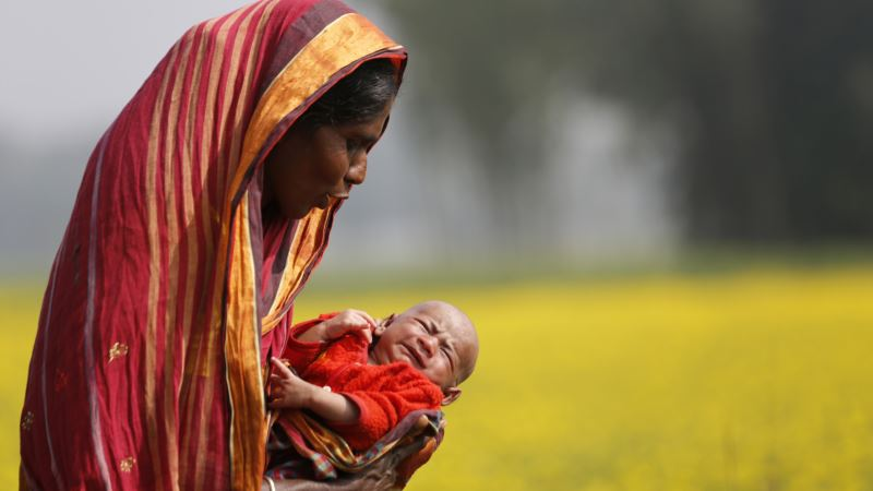 Developing Countries Tackle Mother, Infant Mortality