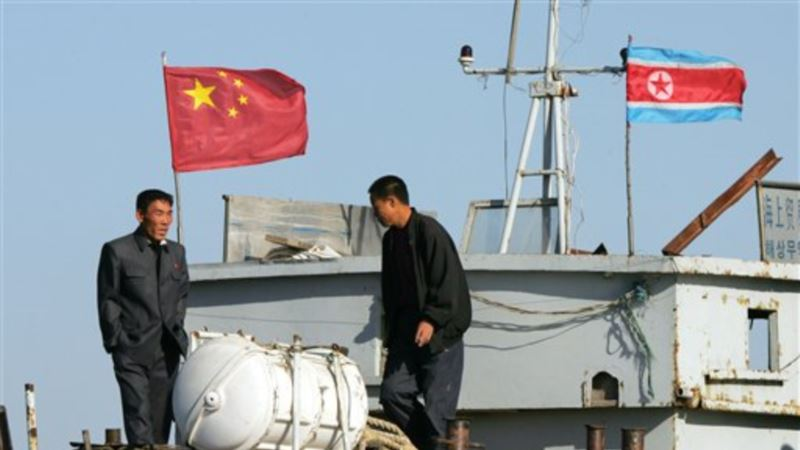 China Seen as Key to Financial Sanctions on North Korea
