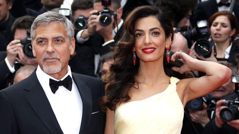 George Clooney, Wife Amal Expecting Twins, Matt Damon Says