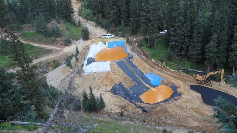 EPA Delays Rule on Funding Mine Pollution Cleanup