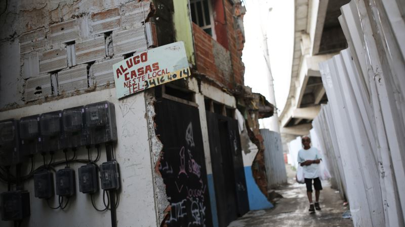 Brazil Slum Dwellers Shun Home Ownership, Fearing Gentrification