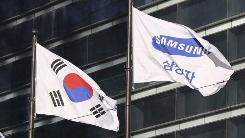 South Korea's Samsung Mulls Building US Appliance Factory