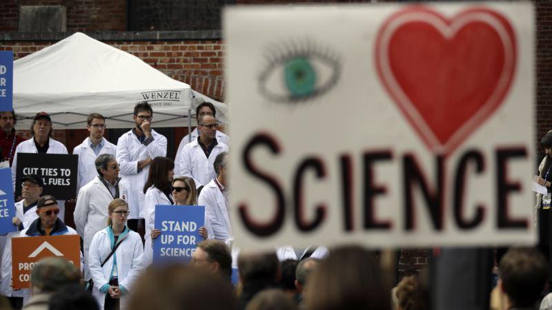 Scientists Organize Their Own March on Washington