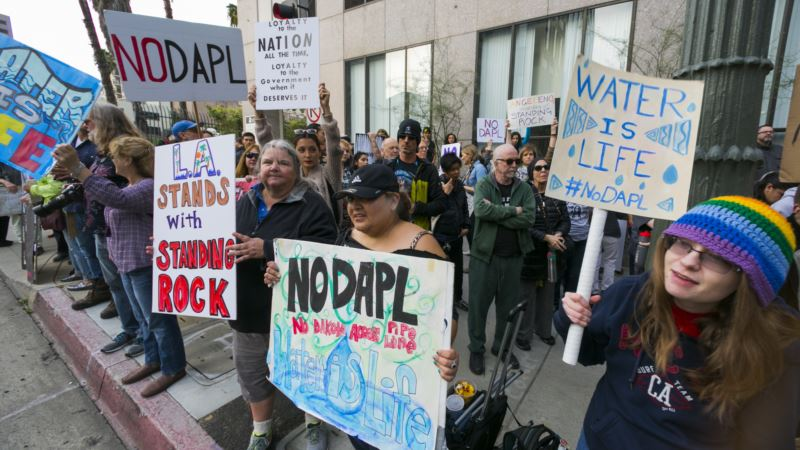 Company to 'Begin Immediately' to Finish North Dakota Pipeline