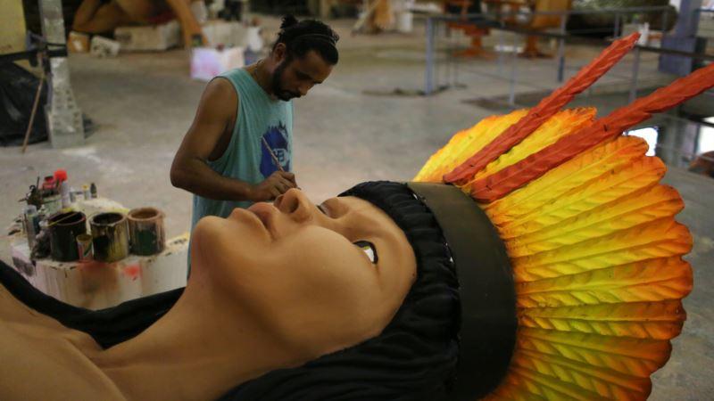 Outraged Brazilian Farmers in No Mood for Carnival Samba
