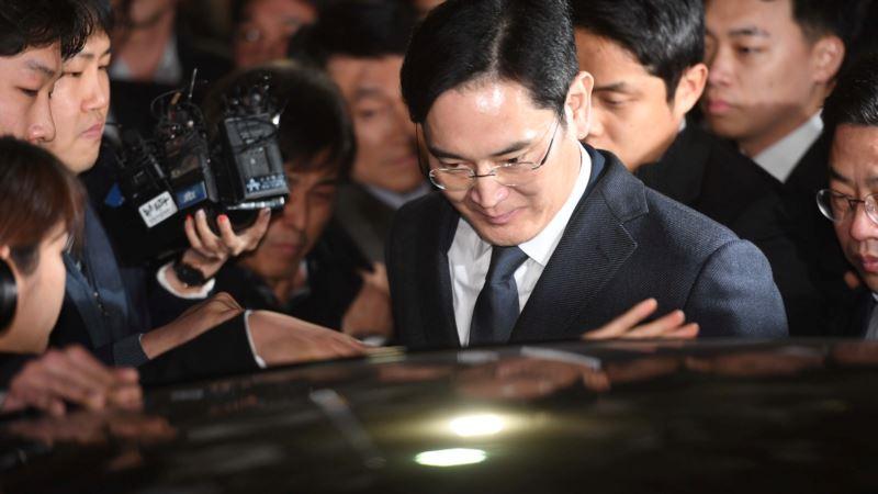 South Korean Prosecutors to Indict Samsung's De Facto Chief
