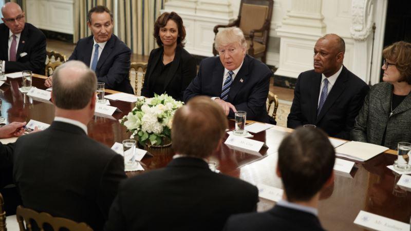 Lobbyist: Trump Supports Privatizing Air Traffic Control