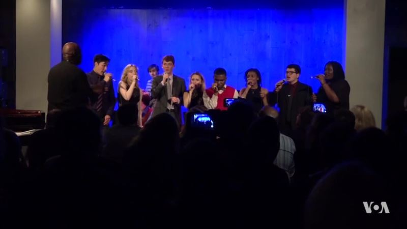 Students Share Stage With World-Class Musicians at 'Grammy Camp'