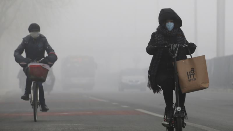 China's Fight Against Air Pollution Suffers Setback