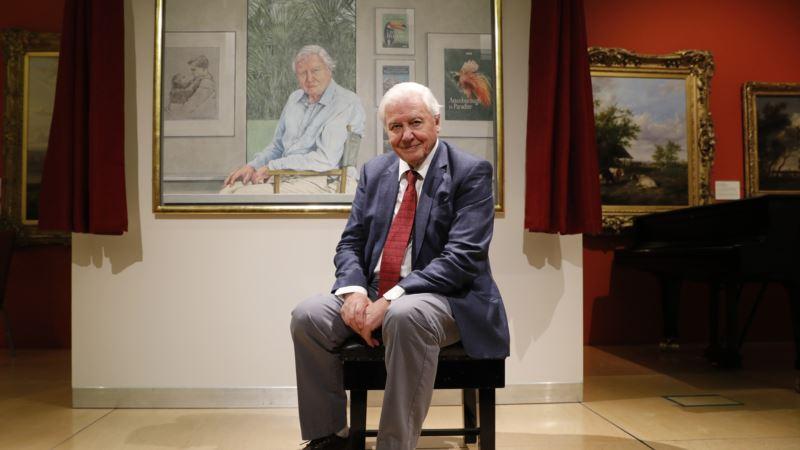 Attenborough, 90, to Present BBC 'Blue Planet' Sequel