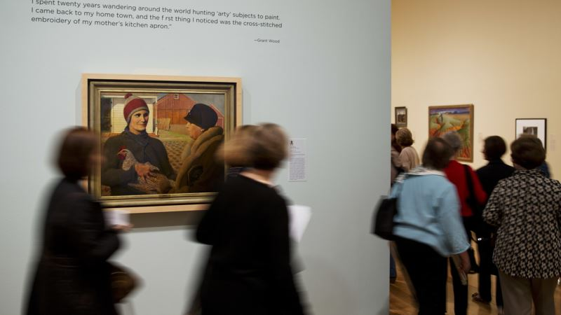 New Exhibit Explores Rural Influence on Modern American Art