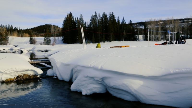 NASA Plans for Space-Based Observation of Snowpack