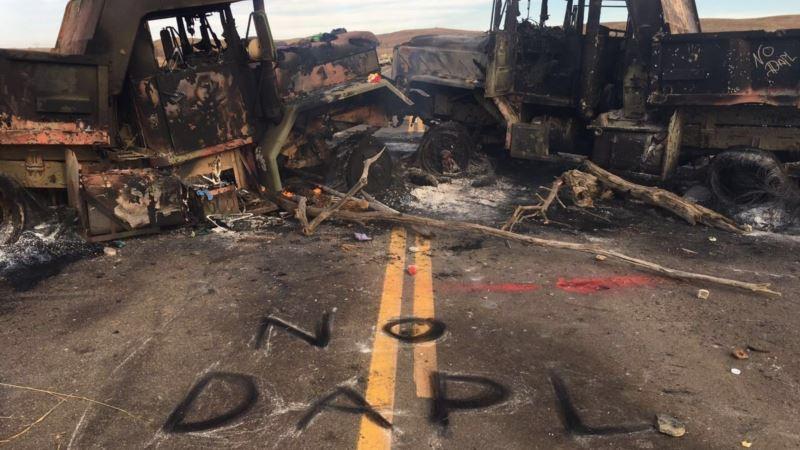 Pipeline Executive Compares Dakota Protesters to Terrorists