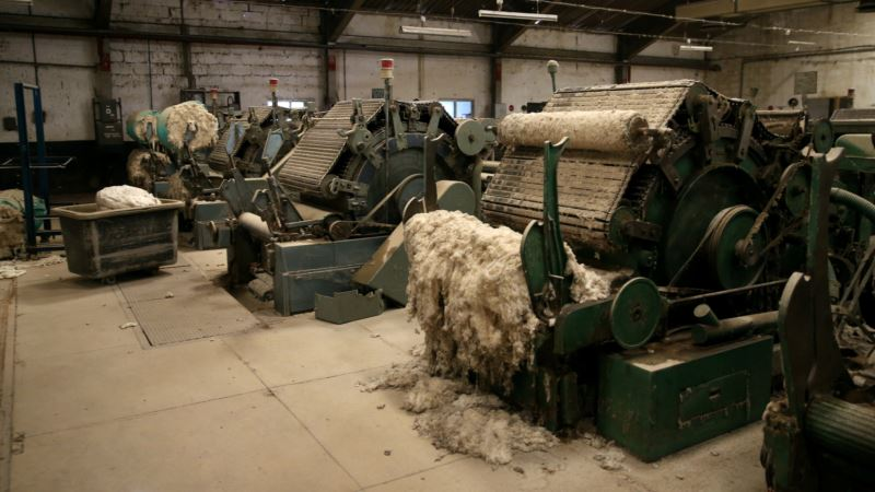 Little Hope for Textile Industry Revival in Struggling Nigeria