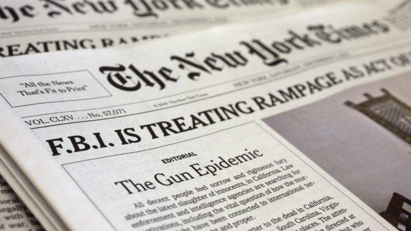 NY Times to Air TV Ad During Oscars for New 'Truth' Campaign