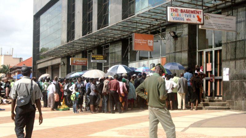 Zimbabwe'sPromotion of 'Plastic Money' a Daunting Task