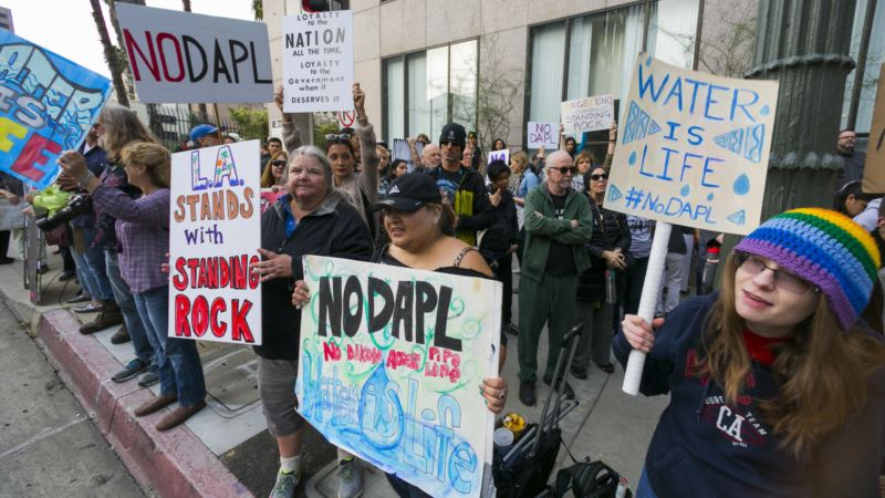 Tribe Files Legal Challenge to Stall Dakota Access Pipeline