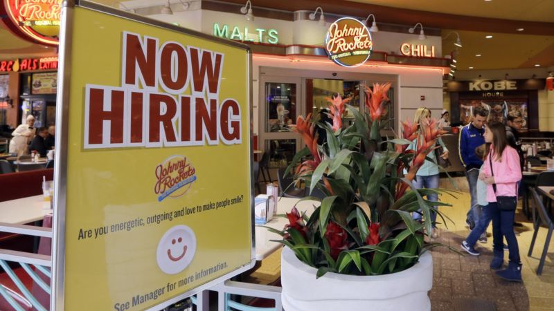 US Unemployment Edges Upward