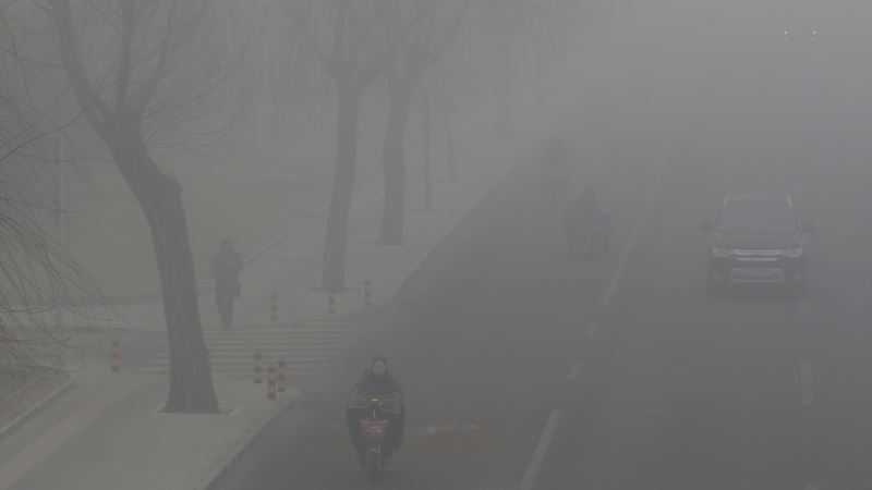 China Wants to Be Open About Smog, Fears Drumbeat of Bad News