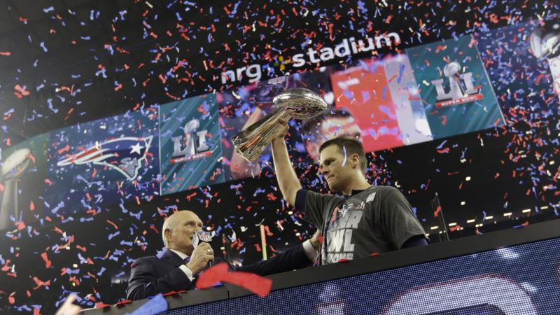 New England Patriots Stage Historic Rally to Win Super Bowl 51