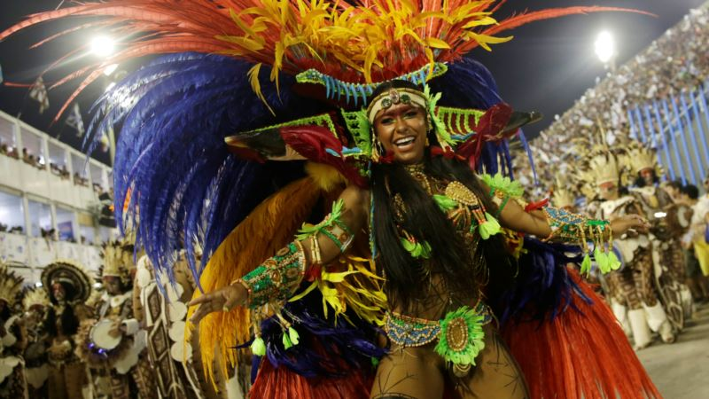 Rio Sambas on to The Beatles After Accident Mars Carnival