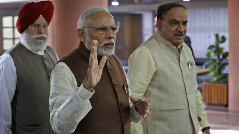India Unveils Measure to Clean Up Political Funding