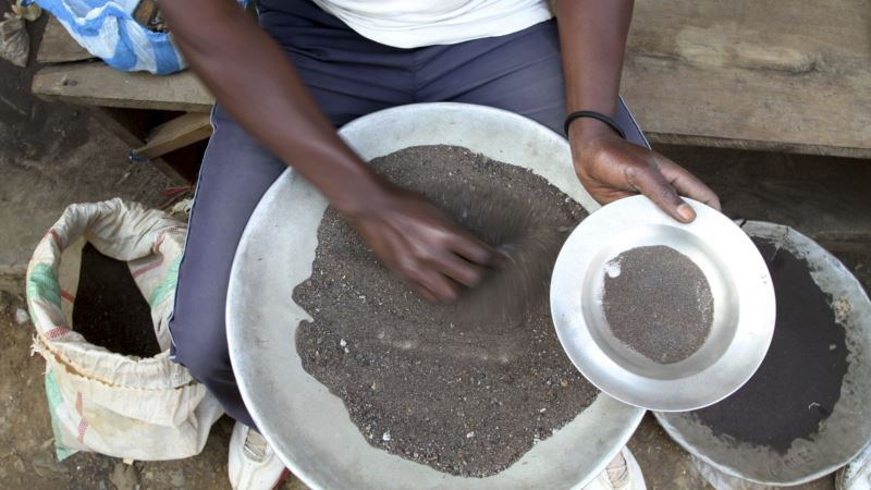 US Reconsiders Reporting Rule on Congo 'Conflict Minerals'