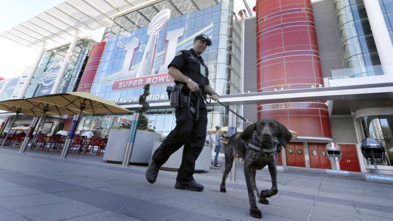 Super Bowl Security Tight Amidst Tension Over Trump Orders