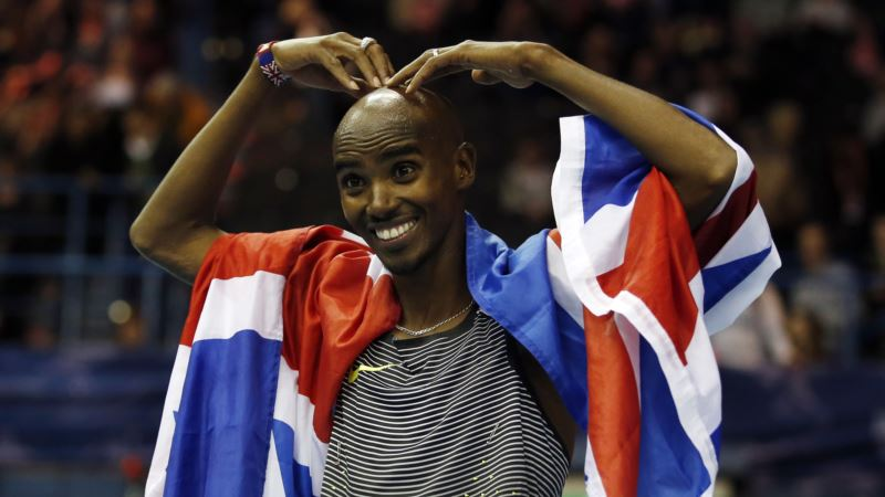 Olympic Runner Mo Farrah Denies Doping After Leaked Report