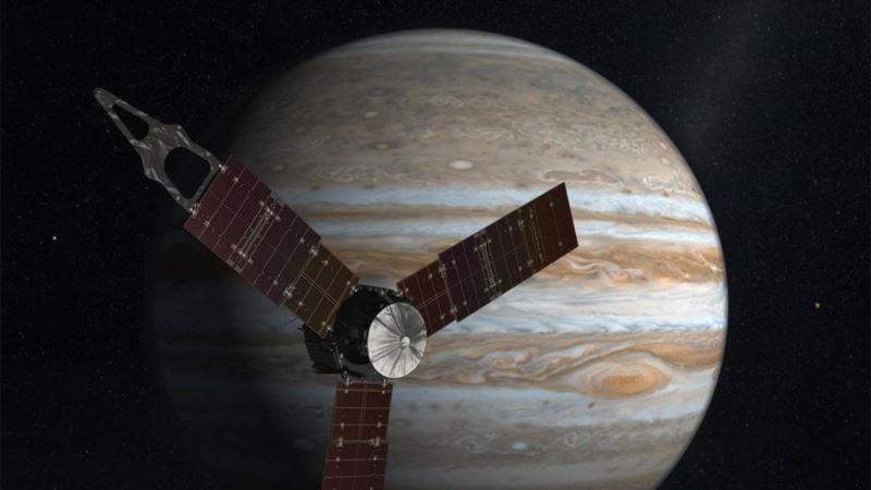 NASA Spacecraft's Problem Slows Its Trips Around Jupiter