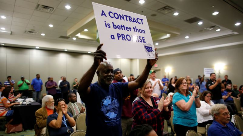 Boeing Faces Union Vote Wednesday