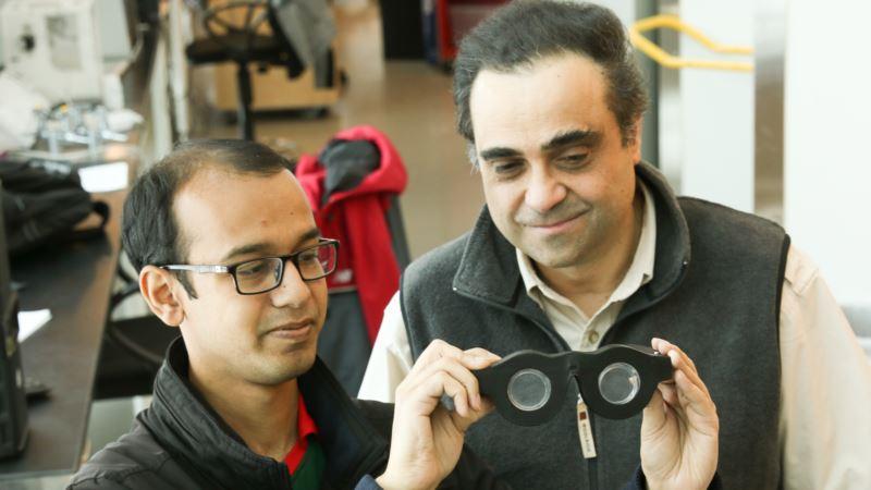 Glasses Self-Adjust Focus in 14 Milliseconds