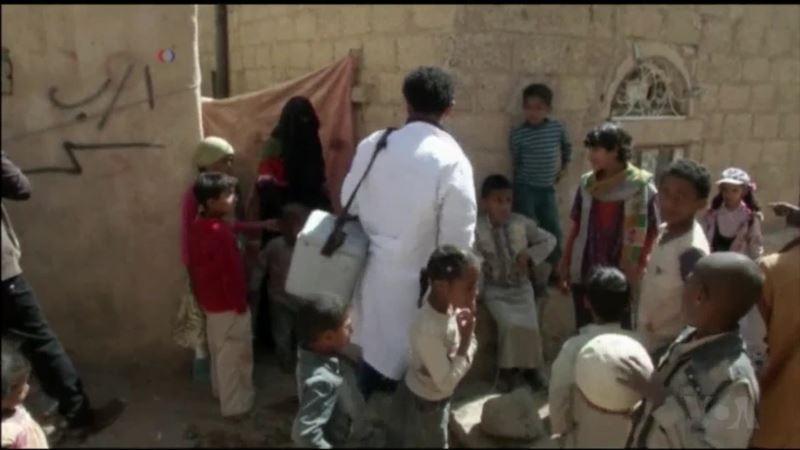 US Scientists: Anti-Vaccine Campaign Threatens Children's Health