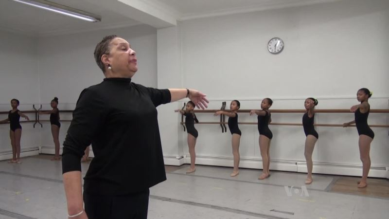Historical Dance School for Black Students Thrives