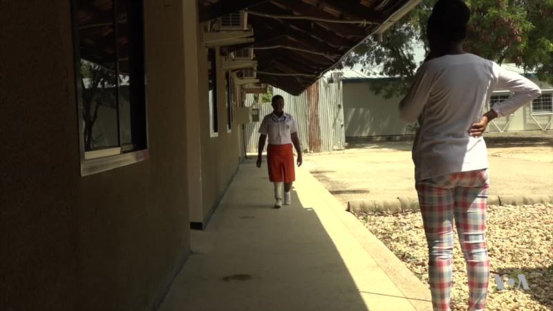 3-D Printers Allow Tanzania Hospital to Make Artificial Limbs Quickly