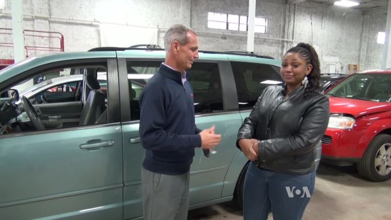 Owning a Car to Climb Out of Poverty