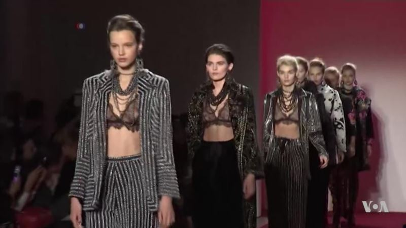 Political Statements, Big and Small, at New York Fashion Week