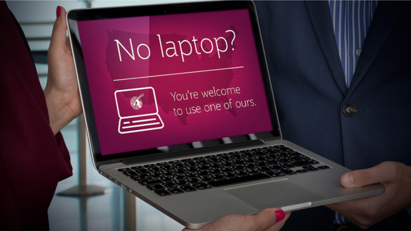 Airline to Offer Loaner Laptops in Wake of US Ban