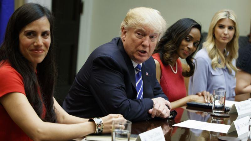 Trump Convenes Panel on Empowering Women in Business