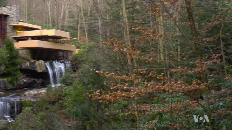 American Landmark Combines Contemporary Design and Nature