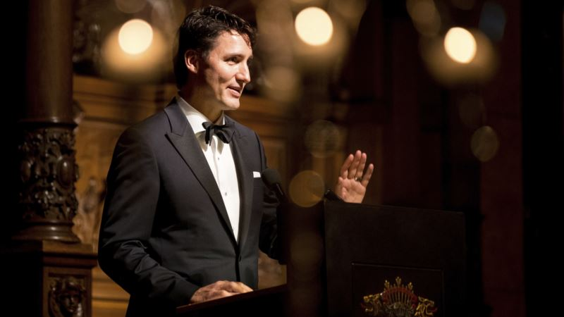 Canadian Prime Minister, Ivanka Trump Catch Broadway Musical