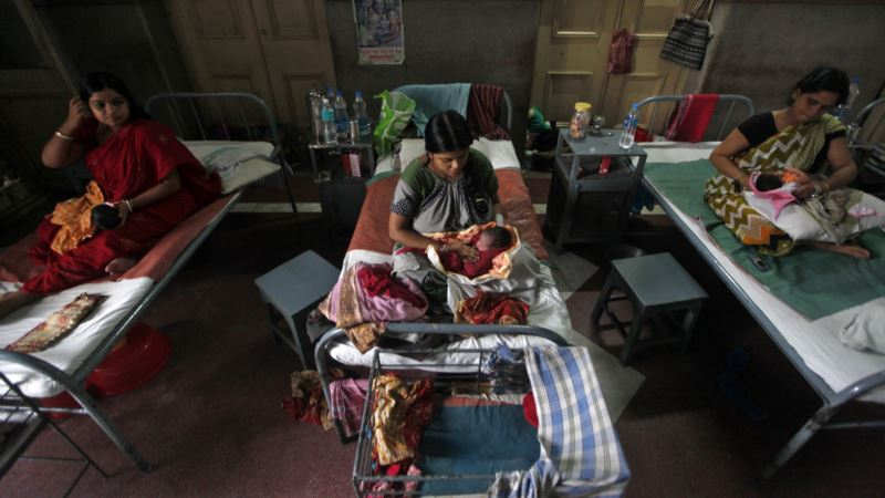 India Doubles Maternity Leave, But Many Won't Benefit