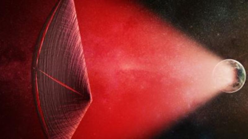 Researchers: Fast Radio Bursts Could Power Alien Spaceships